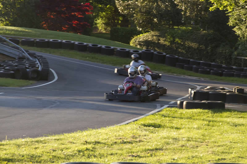 Karting in Weobley